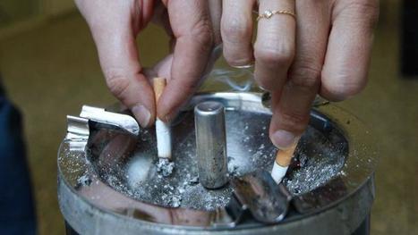 AVC: arrêter de fumer diminue rapidement les risques | 694028 | Scoop.it
