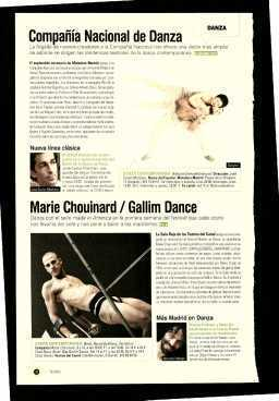 Madrid en Danza - ON Madrid | Festival Internacional Madrid en Danza 2012 | Scoop.it