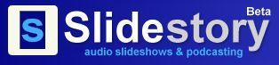 Slidestory -- A New Free Way to Share Your Stories With Slides & Voice | Just Story It | Scoop.it