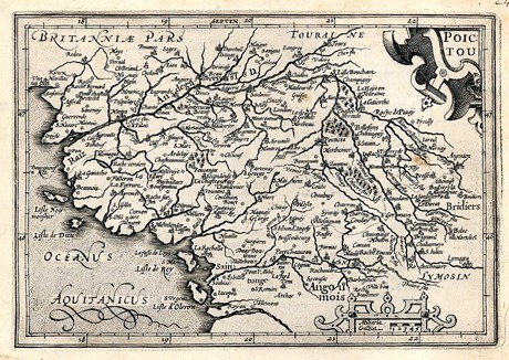 Histoire régionale : La Vienne en 1830 – 1 : les origines | Les Cyber-Généalogistes de Charente Poitevine | L'écho d'antan | Scoop.it