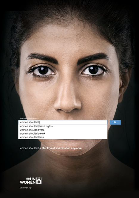 » UN Women: Search Engine Campaign Gute Werbung | Communication visuelle & Publicité | Scoop.it