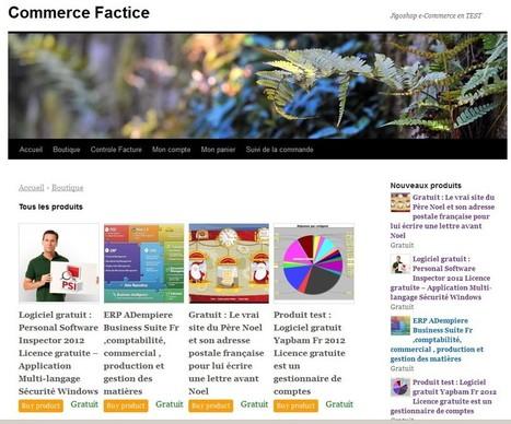 Logiciel gratuit Jigoshop Fr 2012 licence gratuite . WordPress Plugin eCommerce Professionnel   E-commerce & ventes privées   Scoop.it