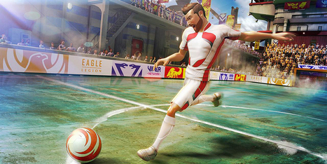 Kinect Sport Games – Football | KINECT APPS - GAMES | Scoop.it