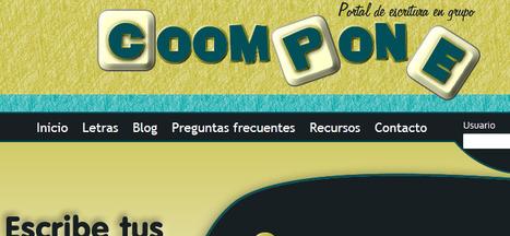 #Coompone, portal de escritura en grupo | ELE  y Herramientas WEB | Scoop.it
