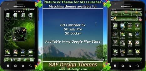 Nature v2 GO Launcher EX Theme v1.15 (paid) apk download | ApkCruze-Free Android Apps,Games Download From Android Market | BEST THEMES | Scoop.it