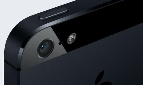 SAV : le bouton Marche/Arrêt de l'iPhone 5 est enfin pris en charge officiellement | Web information Specialist | Scoop.it