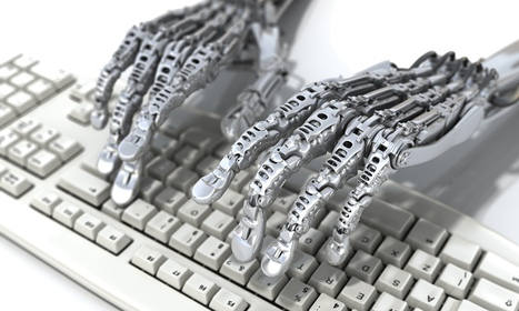 Could robots be the journalists of the future? | FutureChronicles | Scoop.it