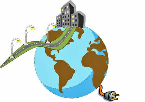CIUDAD 2020, la ciudad conectada al internet del futuro | Ciudades & Cities | Scoop.it
