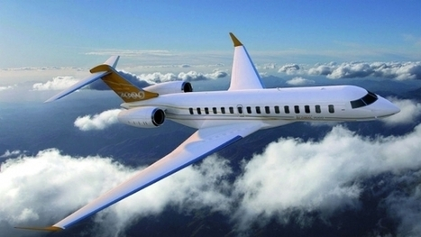 Bombardier Sees Strong Start For Global 7000/8000 - Aviation Week | Business Aviation | Scoop.it
