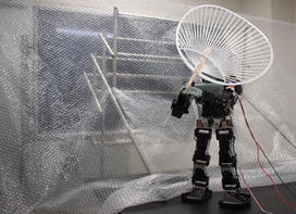 GPU-based Brain Research Helps Japanese Robot Swing for the Fences | Biomimicry | Scoop.it
