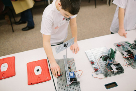 Don't Overlook Manufacturing as a STEM Career | Remake Learning | Manufacturing | Scoop.it
