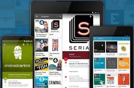 Wondercasts, una nueva solución para escuchar y gestionar podcasts desde android | Recull diari | Scoop.it
