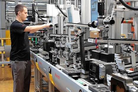 An Assembly Line Henry Ford Never Envisioned | Systems Theory | Scoop.it