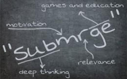 Submrge | Deeper Thinking about Games and Education | hobbitlibrarianscoops | Scoop.it