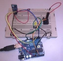 Enviar y recibir datos con módulo Bluetooth para ArduinoZygzax | Proyectos y tutoriales, electrónica y diseño 3D | Zygzax | Proyectos y tutoriales, electrónica y diseño 3D | Profe Tolocka | Scoop.it