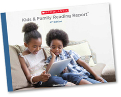 Scholastic Report Finds More E-book Reading Among Children | Ebooks & Ereaders in the Library | Scoop.it