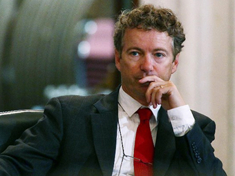 Sen. Rand Paul calls for reduction in foreign aid to Israel — RT | The Indigenous Uprising of the British Isles | Scoop.it