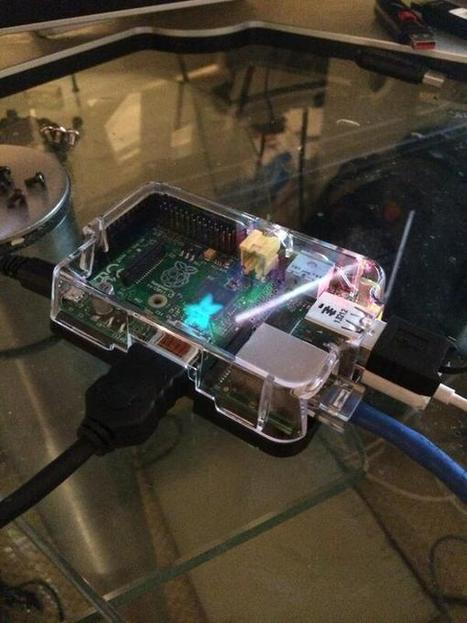 Twitter / preston_wood: Got to get Bluetooth and Wifi ... | Raspberry Pi | Scoop.it