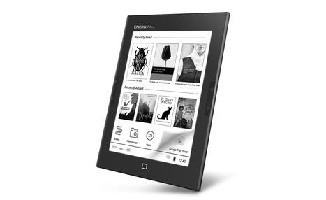 Nouvelle liseuse : Energy eReader Pro HD | à livres ouverts - veille AddnB | Scoop.it