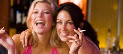 Pourquoi les femmes fument encore | Mince Alors ! | Scoop.it
