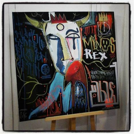 Minos by Tarek | The art of Tarek | Scoop.it