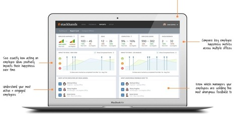 Boost Employee Engagement With StackHands   Managing the Transition   Scoop.it