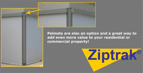 Latest design of channel awnings | Blinds & Doors | Scoop.it