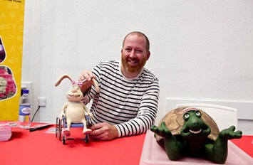 Aardman Animations model-maker to host workshops at Centre for Life - Journal Live | Machinimania | Scoop.it