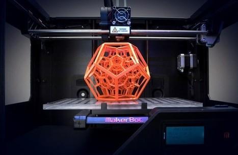 Dossier : l'impression 3D expliquée - HomeMedia.fr | Imprimante3D | Scoop.it