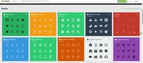 Les meilleures ressources pour créatifs, graphistes et webdesigners - Blog du Modérateur | Boite à outils E-marketing | Scoop.it