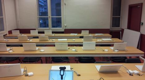 Nouveaux medias, un cours original et innovateur   Education and Cultural Change   Scoop.it