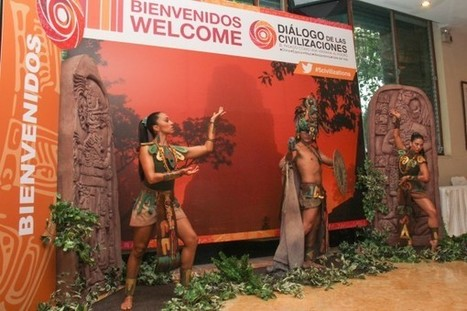 Dialogue of Civilizations Opens: Maya Leaders, Bird With Pig's-Head Wings, More | Archaeobotany and Domestication | Scoop.it