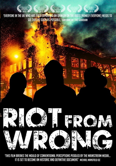 Dailymotion to exclusively screen alternative take on the London Riots   Digital Cinema - Transmedia   Scoop.it
