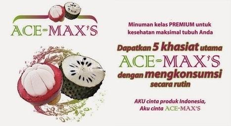Toko Obat Herbal Jelly Gamat dan Ace Maxs: Apa Itu Obat Herbal Ace Maxs   Health   Scoop.it