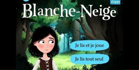 Blanche Neige, un magnifique conte interactif | Tablettes et applications | Scoop.it