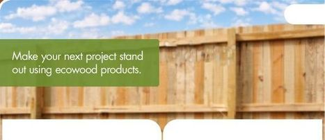 Timber suppliers at Ecowood Plus   Ecowood Plus Outdoor Timber & Fencing   Scoop.it