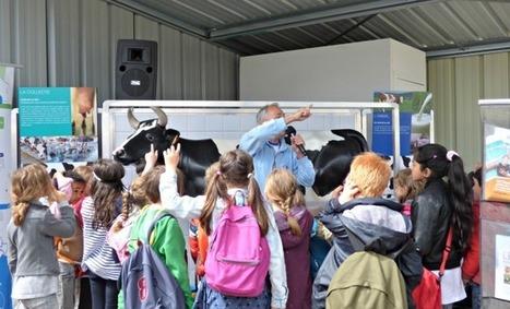Quand les enfants découvrent la Ferme | Agriculture Aquitaine | Scoop.it