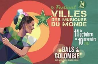 Festival Villes des Musiques du Monde 2013 - Sortiraparis | Communication événementielle Festivals | Scoop.it