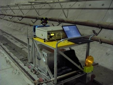 Sistema para la inspección automática de túneles | Infraestructura Sostenible | Scoop.it