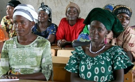 Africa: Rural Women Lead the Way on Climate - Will The World Follow? | CLIMATE CHANGE WILL IMPACT US ALL | Scoop.it
