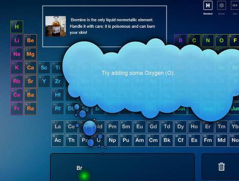 Crea les teves pròpies reaccions químiques | Jocs de ciència | Recerca en Acció | Recerca i Educació | Scoop.it
