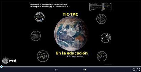 TIC y TAC en la Educación - Análisis y Diferencias | Presentación | Educacion, ecologia y TIC | Scoop.it