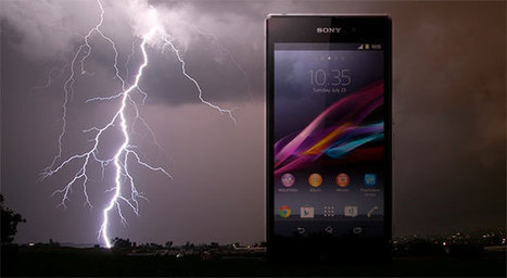 Future Sony smartphones could recharge wirelessly in just an hour | Mobile Technology | Scoop.it