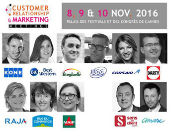 Les speakers des Customer Relationship meetings 2016 | Customer Experience, Satisfaction et Fidélité client | Scoop.it