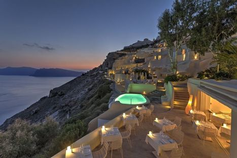 #Santorini's Mystique Voted Among 5 #Best #Resort Hotels of #Greece  | travelling 2 Greece | Scoop.it