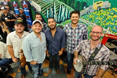 Josh Abbott Band Looking for a Party With 2015 Summer Tour | Country Music Today | Scoop.it