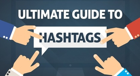 Comment augmenter votre trafic avec les hastags ? | CARTOGRAPHIES | Scoop.it