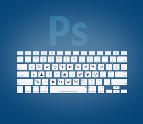 Imprimez vos raccourcis clavier Photoshop, Illustrator, Indesign et Flash | Time to Learn | Scoop.it