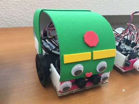 Robótica Educativa es una de asignaturas de mayor impacto en últimos 3 años   Robótica Educativa   Scoop.it