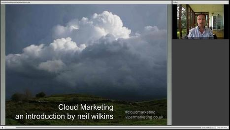Introduction to Cloud Marketing | Help to Develop Cloud Marketing | Scoop.it